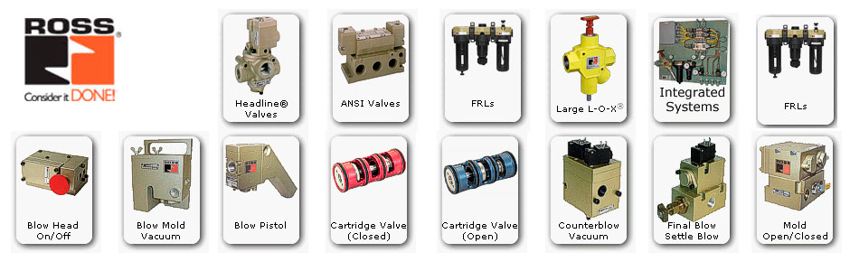 Ross valve